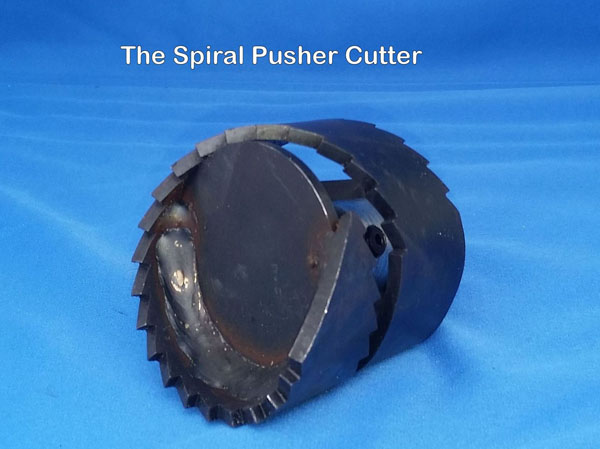 Cutter Selection: The Pusher Option